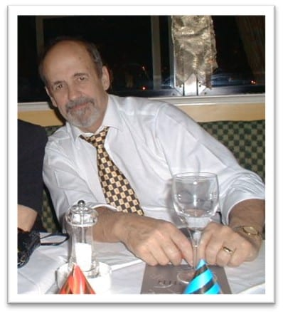 Brian Peters ex service manager of ILLIG UK has passed away